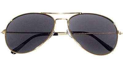 Aviator Gold Frame Sunglasses