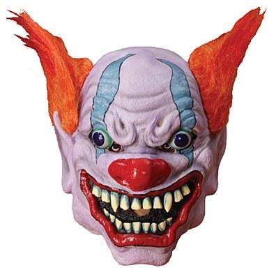Bezerk Crazy Clown Mask