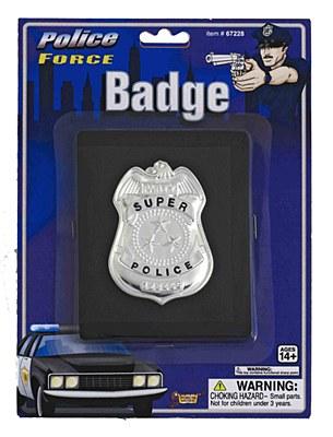 Police Badge Wallet