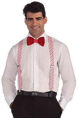 Candy Cane Suspenders