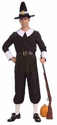 Pilgram Man Adult Costume