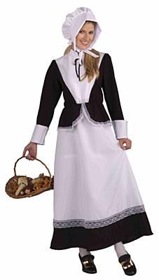 Pilgrim Woman Adult Costume
