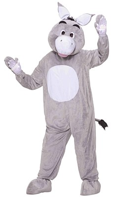 Donkey Deluxe Adult Costume