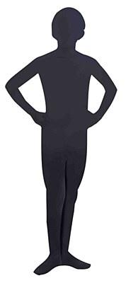 2nd Skin Black Morphsuit Child Costume