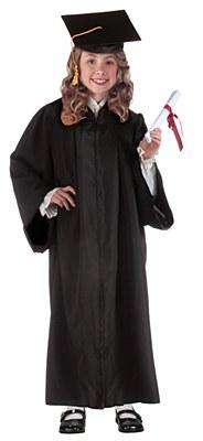 Graduation Gown Child Costume