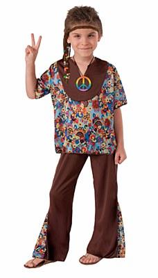 Hippie Boy Classic Child Costume
