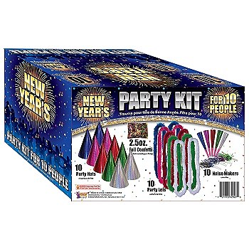 New Years Party Kit