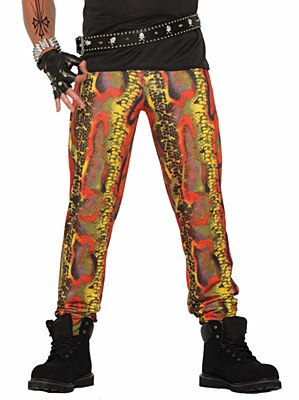 Snakeskin Rocker Adult Pants