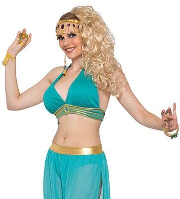 Belly Dancer Harem Bra Top