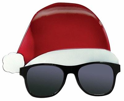 Santa Hat Sunglasses
