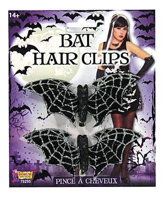 Bat Hat Clips