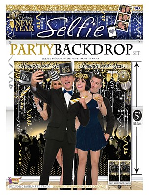 New Years Photo Booth Kit