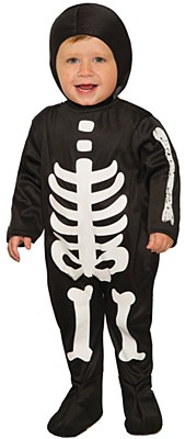 Baby Bones Skeleton Infant Costume