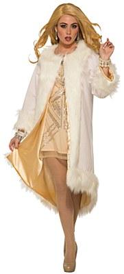 Faux Minx Women's Fur Coat