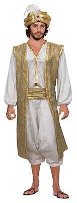 Desert Prince Bollywood Adult Costume