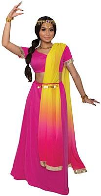 Sunrise Princess Bollywood Adult Costume