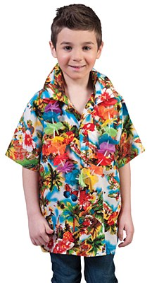 Hawaiian Paradise Child Shirt