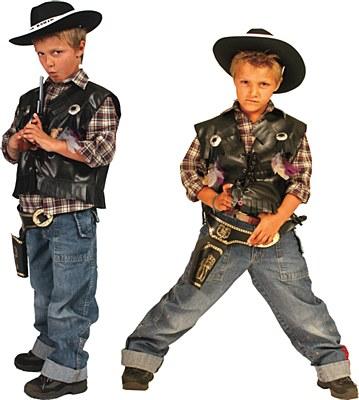 Deputy Child Vest