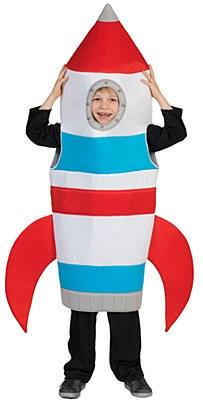 Rocket Child Costume