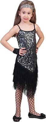 Fringie Flapper Child Costume