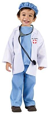 Dr. Littles Toddler Costume