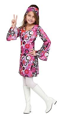 Feelin' Groovy Go Go Child Costume