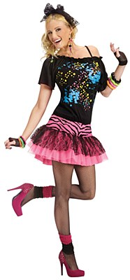 80's Pop Party Adult Costume