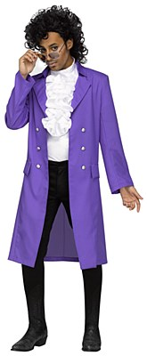 Purple Pain Adult Costume