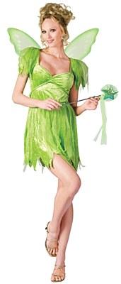 Neverland Fairy Adult Costume