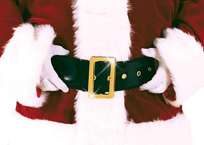 Santa And Pirate Belt