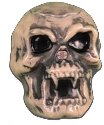 Hidden Screamers Skull Light FX