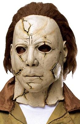 Rob Zombie's Halloween Michael Myers Mask