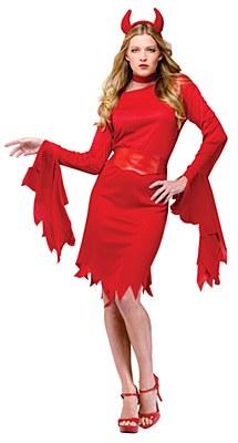 Devil Lady Adult Costume