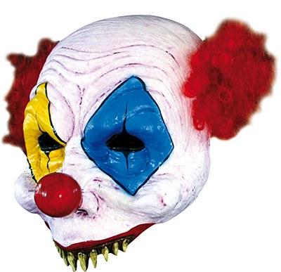 Gus The Evil Clown Mask