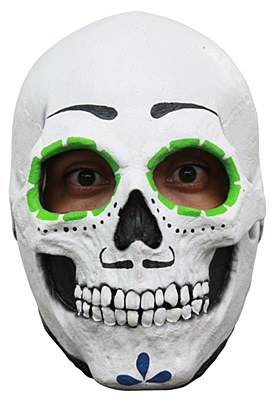 Catrin Day Of The Dead Skull Mask