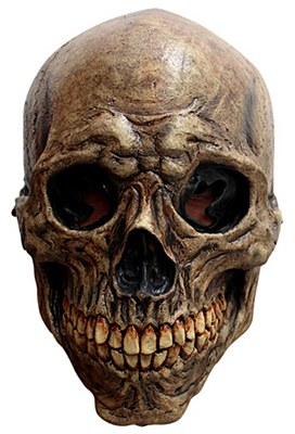 Ancient Skull Deluxe Mask