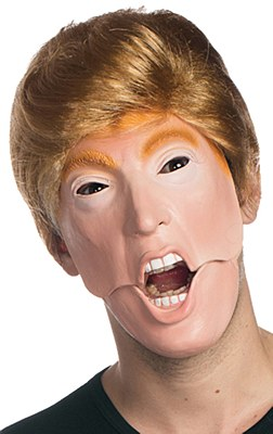 Donald Trump Moving Mouth Mask