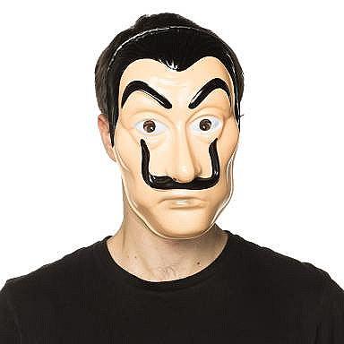 Money Heist Salvador Dali Mask