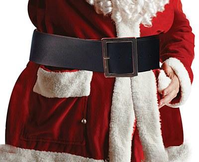 Santa / Pirate Deluxe Belt