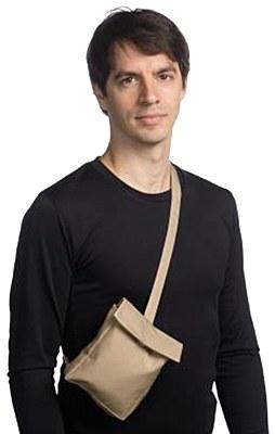 Cross-Shoulder Military Supply Bag