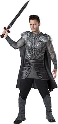Medieval Dark Knight Adult Costume