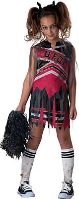 Spiritless Cheerleader Child Costume