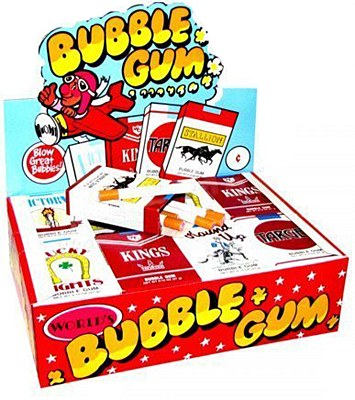 Bubble Gum Cigarettes Pack