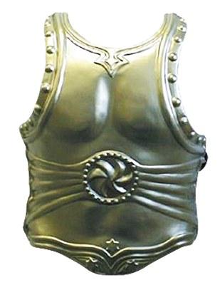 Roman Gold Breastplate