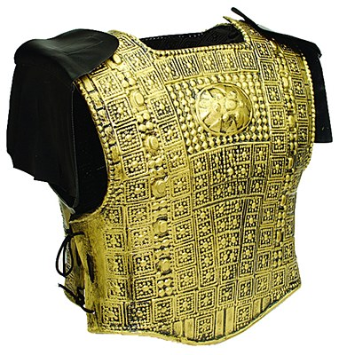 Roman Embossed Armor