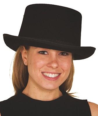 "Wool Felt 5"" Top Hat"