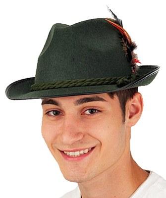 Alpine Deluxe Felt Hat