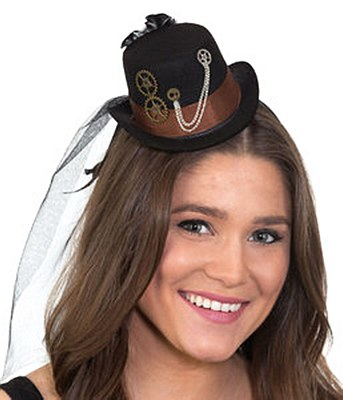 Mini Steampunk Hat
