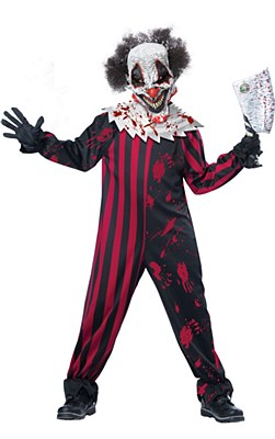 Killer Klown Child Costume