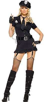 Dirty Cop Adult Costume